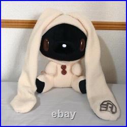 RARE! Gloomy Bear All Purpose Rabbit Bunny SLEEPY BOA LOOK CHAX CGP-501 Plush
