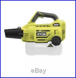 Ryobi 18v Fogger (similar To Victory/protexus Electrostatic Sprayer)new In Box