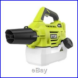 Ryobi One+ 18 Volt Cordless Disinfectant Chemical Fogger/Mister P2805A BRAND NEW