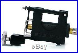 STEALTH ALL PURPOSE 3mm Stroke Aluminum Rotary Tattoo Machine Supply Ink (RCA)