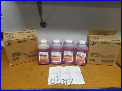 STRIDE HC 04716 Citrus All Purpose Neutral Cleaner (Lot of 4) 2.5 Liter Jugs New