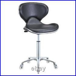 Salon Stool All Purpose Roller Technician Medical Office Stool ESPERTO
