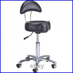 Salon Stool All Purpose Roller Technician Medical Office Stool MEDUSA