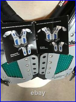Schutt Air Maxx 800857 Adult All Purpose Shoulder Pads New With Tags