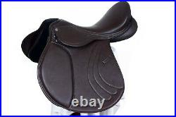 Self Adjusting changeable gullet Synthetic All General Purpose Designer Saddle