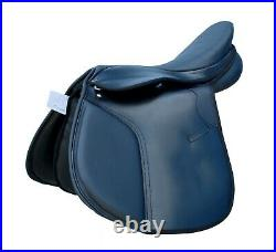 Self Adjusting changeable gullet Synthetic All General Purpose Saddle 5 Gullets