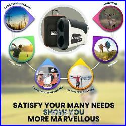 Surgoal HD 6X-Mag 800YD Hunting Waterproof Laser Rangefinder All-purpose