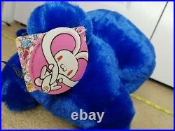 Taito Chax GP 545 All Purpose blue Rabbit Plush Starry edition 2 kawaii fluffy