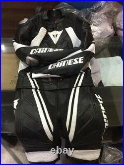Top Quality Dainese Custom motorbike leather Suit Any Design in ALL SIZES
