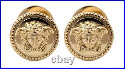 VERSACE Home Medusa 24k Gold All-Purpose Cabinet Knobs Set Of 6