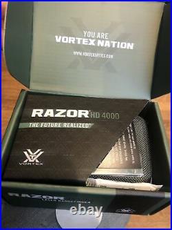 VORTEX RAZOR HD 4000 Rangefinder NEW