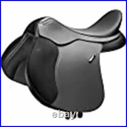 Wintec 500 All Purpose Saddle Flocked 18 Black