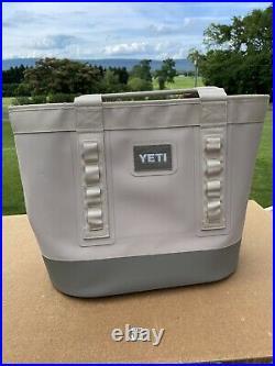 YETI Camino Carryall 35 All-Purpose Utility Tote Bag Everglade Sand