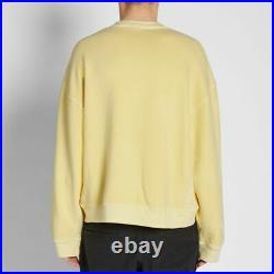 Yeezy Season 3 Yellow jumper Kanye West's design Authentic Guarantee All Size